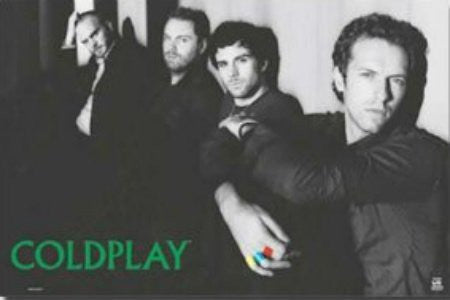 Coldplay (24x36) - MUS00009