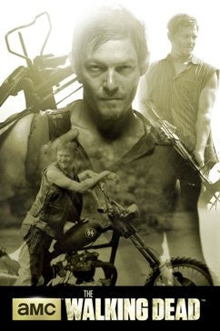 Walking Dead - Daryl (24x36) - FLM23456