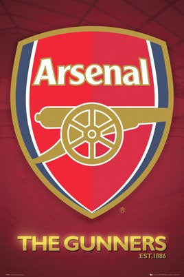 Arsenal Crest (24x36) - SPT08650