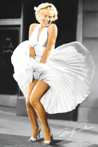 Marilyn Monroe - 7 Year Itch - PIN56002