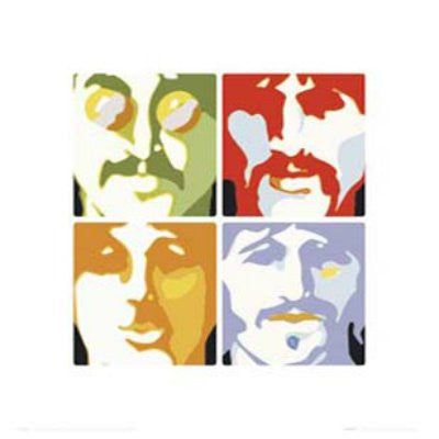 The Beatles - Sea Of Science (16x16) - MUS33108