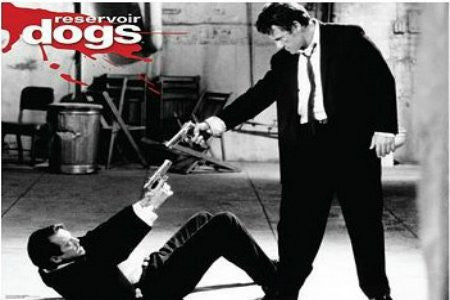 "Reservoir Dogs - Mr. Pink & Mr. White"" (40x60) - FLM55950"