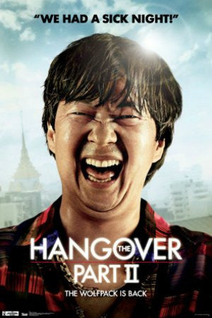 "FLM90071 The Hangover: Part II - Mr Chow"" (22 X 34)"