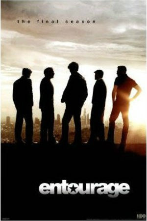 "FLM00343"" Entourage - Final Season"" (24 X 36)"