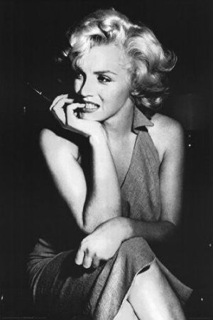 Marilyn Monroe - Dress (24x36) - PIN00116