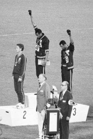 1968 Olympics - Black Power (24x36) - ETH60010
