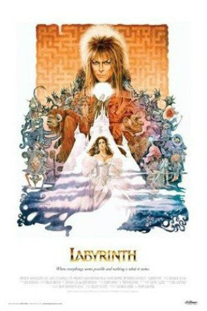 "FLM03363"" Anon Labyrinth - Movie"" (24 X 36)"