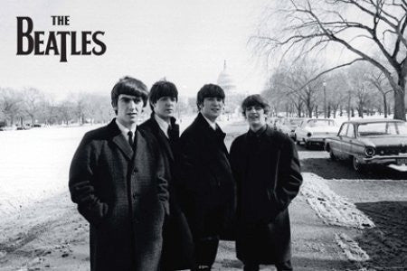 The Beatles - Washington D.C. (24x36) - MUS57006