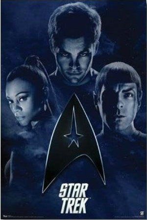 "FLM00114"" Star Trek - Group"" (22 X 34)"