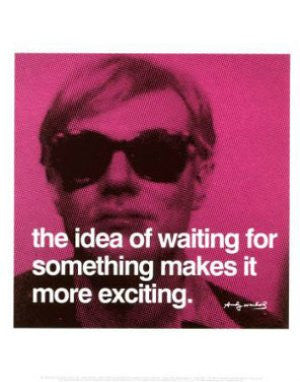 Andy Warhol Quote (11x14) - FAR41584