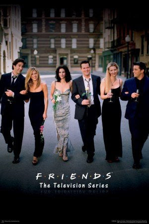 Friends (24x36) - FLM90082