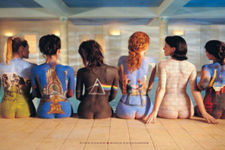 Pink Floyd - Back Catalogue (24x36) - MUS00106