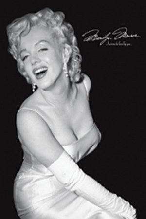Marilyn Monroe - Loved by You (24x36) - PIN51190
