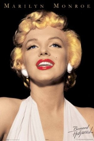 Marilyn Monroe - Golden (24x36) - PIN57020