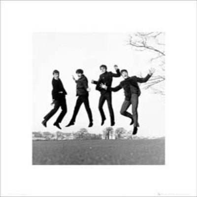 The Beatles - Jump (16x16) - MUS33918
