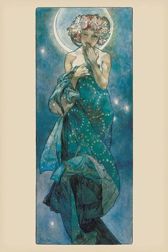 FAR90097 -  Mucha Moon