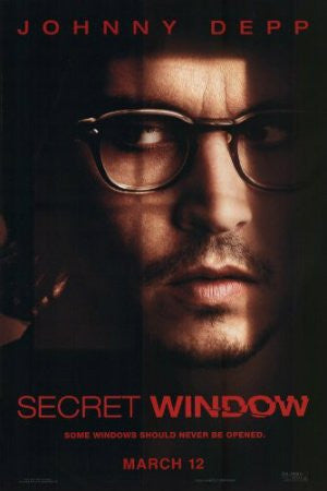 "FLM33075"" Secret Window - 'Johhny Depp'"" (24 X 36)"