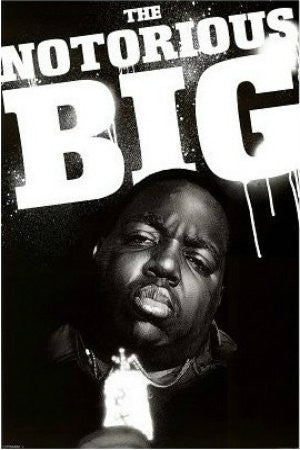 Notorious B.I.G. (24x36) - MUS00703