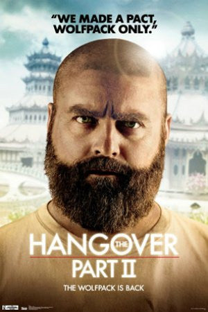 "FLM90070"" The Hangover: Part II - Alan"" (22 X 34)"