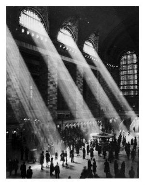 Grand Central Station (11x14) - BAW60009