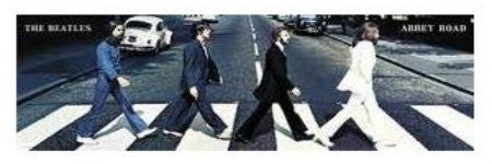 The Beatles - Abbey Road (13x38) - MUS33109