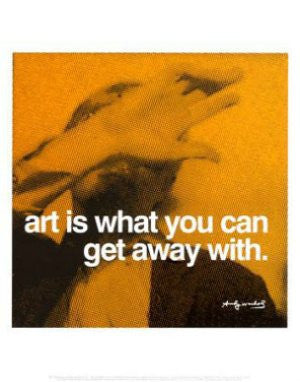 Andy Warhol Quote (11x14) - FAR41588