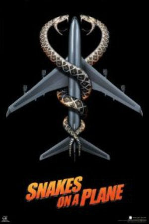 "FLM00510"" Snakes On A Plane - Movie Poster"" (24 X 36)"