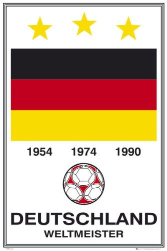SPT44518 Germany World Champions 24X36
