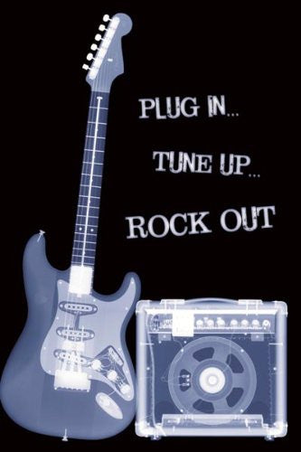 Plug In, Tune Up, Rock Out (24x36) - FAR01204