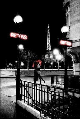 PIN60044 -Paris Metro 24x36