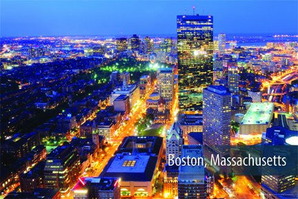 Boston Sky View (24x36) - ARC32658