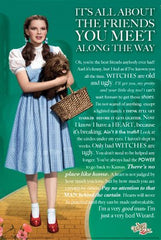 "Wizard of Oz ""It's All About..."" (24x36) - FLM90099"