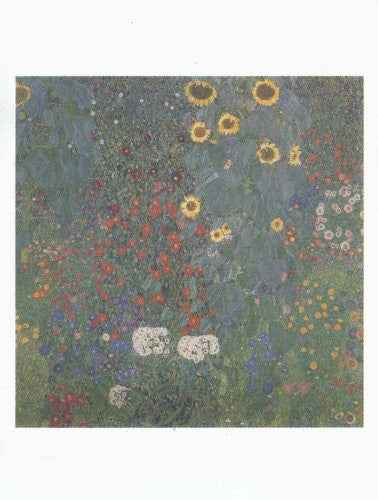 FAR33189 Klimt, G. - 'The Farm Garden' (23 X 31)