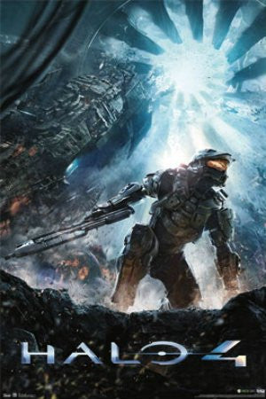 "FLM56056 ""HALO 4 - Key Art"" (22 X 34)"