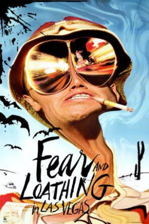 "FLM00073"" Fear and Loathing In Las Vegas"" (40 X 60)"
