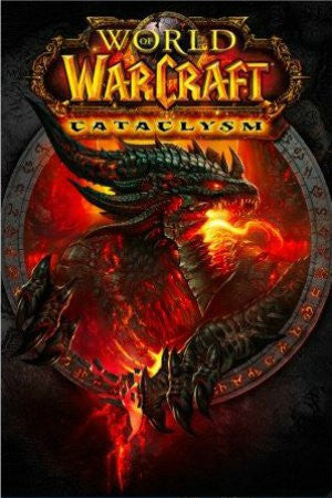"World of Warcraft - Cataclysm"" (24x36) - HMR20008"