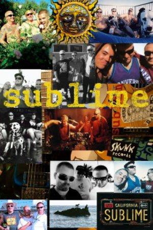 Sublime Collage (24x36) -MUS56000