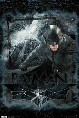 "FLM56041 ""Dark Knight Rises - Batman"" (22 X 34)"
