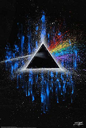 "Stephen Fishwick - ""Dark Side of the Moon"" (24x36) - MUS13300"