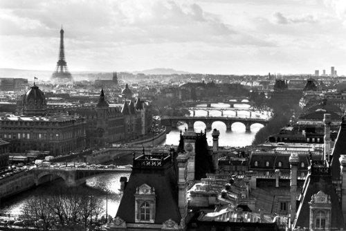 Paris (Vintage) (24x36) - FAR00310