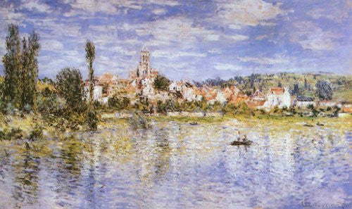 FAR31405 Monet, C. - 'Vetheuil in Summer' (23 X 31)