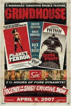 "FLM00546"" Grindhouse - Double Feature"" (39 X 54)"