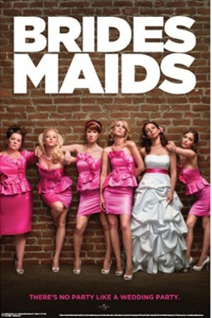 "FLM56010"" Bridesmaids - Party"" (24 X 36)"