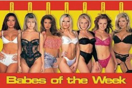 "PIN03167"" Babes Of The Week"" (24 X 36)"