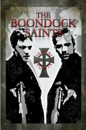 "FLM00121"" The Boondock Saints - Veritas Aequeitas"" (40 X 60)"