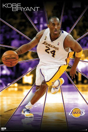 "SPT00339"" Kobe Bryant - Lakers"" (22 X 34)"