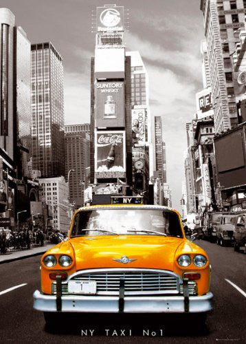 New York - Taxi No1 (40x60) - ARC32642
