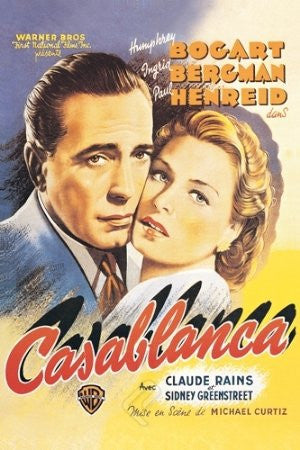 "FLM70023 ""Casablanca - Movie Score"" (24 x 36)"