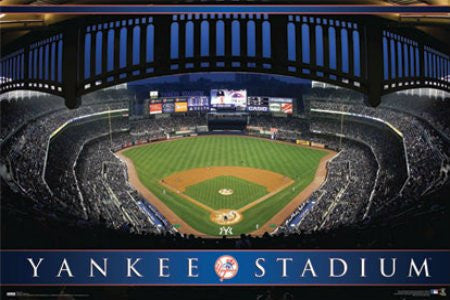 "SPT33348 ""New York - Yankee Stadium"" (22 X 34)"