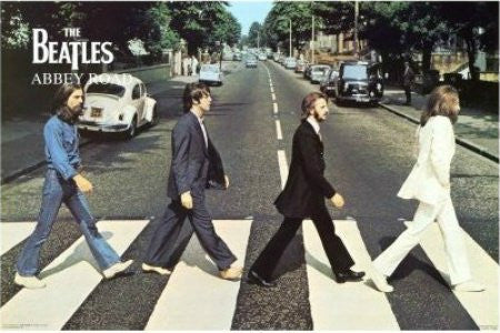 The Beatles - Abbey Road (24x36) - MUS00610